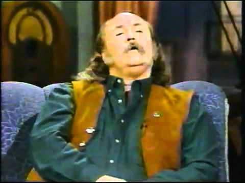 David Crosby - interview on Later with Bob Costas - January 1991