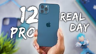 iPhone 12 Pro - REAL Day in the Life Review!