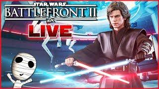 Fette Star Wars Action mit Twicii! #schwitzerstream 😁 🔴 Star Wars Battlefront 2 // PS4 Livestream