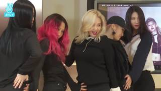 Hyoyeon(SNSD) - Mystery (Dance Prectice) [Mirrored] HQ