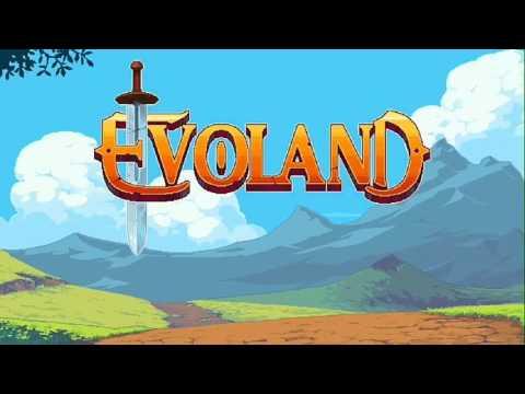 Игра в которой нужно прокачивать саму игру | ~Evoland~