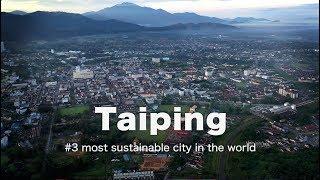 Taiping Perak Malaysia 4K World 3 most sustainable city