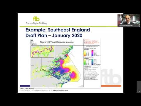 Regulatory framework for the development of wind offshore in Greece - P. Eleftheriadis presentation