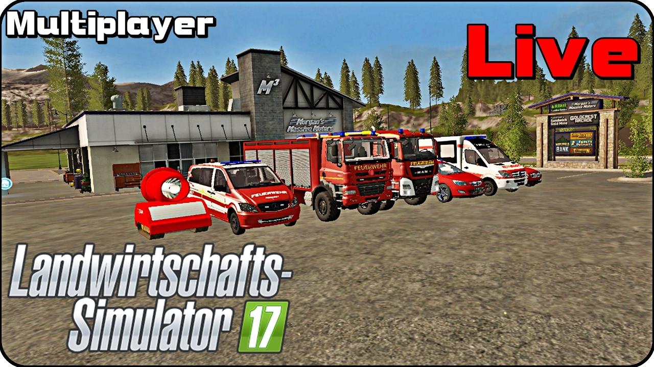 Ls17 Feuerwehr Fahrzeuge Mods