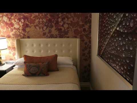 Las Vegas Hotel Room Tour: Bellagio Resort 2 Queen Room with view