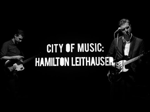 "Hamilton Leithauser performs ""The Smallest Splinter"" - City of Music"