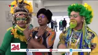Những bộ trang phục ĐỘC, LẠ tại World Cup 2018 | VTV24