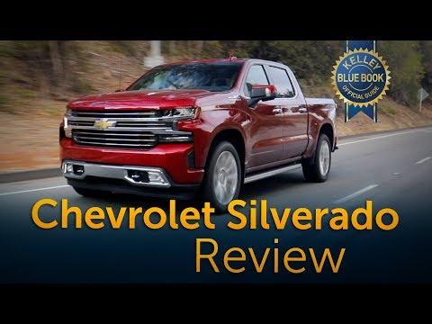 2019 Chevrolet Silverado - Review & Road Test