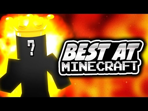 BEST MINECRAFT PLAYER IN THE WORLD!! ( Minecraft Craft This w/ TheCampingRusher )