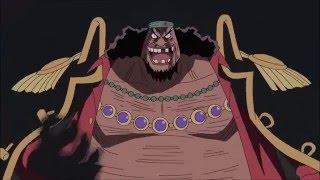 Luffy VS Blackbeard English Dubbed