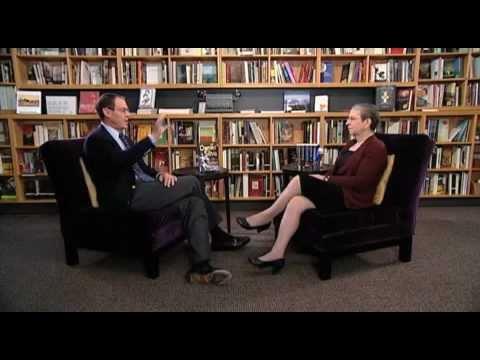 Book Lust with Nancy Pearl featuring Daniel Silva
