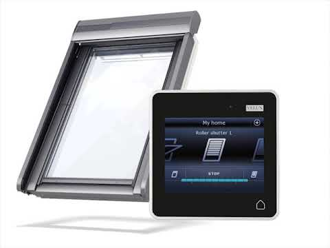Top VELUX Solar Rollladen - YouTube KP52