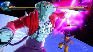 DRAGON BALL XENOVERSE 2 PC IN DRAGON BALL GT MOD - LEDGIC CHARACTER