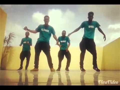 Uhuru x Wizkid - Duze #Soul Blazers Dance Crew