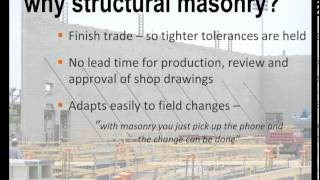 Tips For Optimizing Structural Masonry