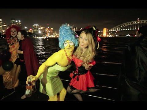 MAGIQUE HALLOWEEN CIRCUS - Teaser (Sydney, Australia)