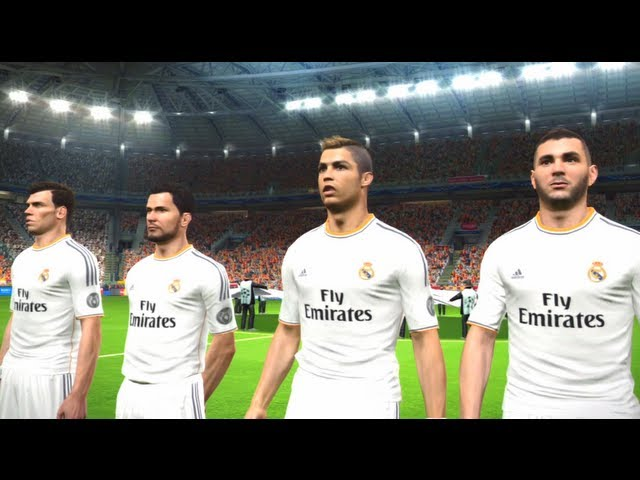 PES 2014 | Galatasaray - Real Madrid | CHAMPIONS LEAGUE | DjMaRiiO Videos De Viajes
