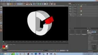 [TUTO] Mettre un logo 2D ou autre en 3D avec cinema4d 'passer de la 2d a la 3d avec c4d'