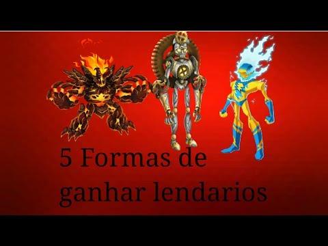 Monster Legends 5 Melhores formas de ganhar monstros lendarios