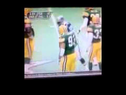 Reggie white vs Larry allen