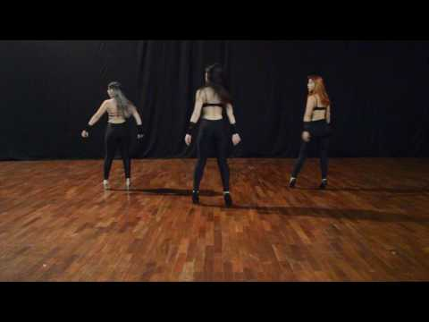 The Weeknd - Earned It (Fifty Shades Of Grey) choreography by Mariana Dias - TriMov