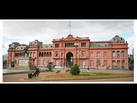 La Casa Rosada a travs del tiempo Video didctico del Museo Bicentenario  YouTube