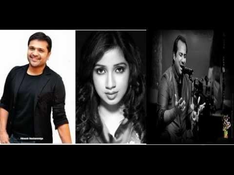 Naina Re - Himesh Reshammiya | Shreya Ghoshal | Rahat Fateh Ali Khan (Dangerous Ishhq 3D)