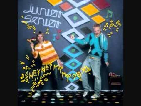 Junior Senior - Dance, Chance, Romance