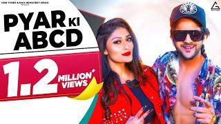 Pyar Ki ABCD MD Feat Shefali Singh Deepak Malik Official Music Latest Hit Song 2019