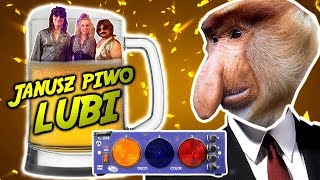 """JANO - """"JANUSZ PIWO LUBI"""" (Modern Talking - Brother Louie/PARODY)   [ChwytakTV]"""
