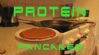 Протеинови палачинки (без протеин на прах)