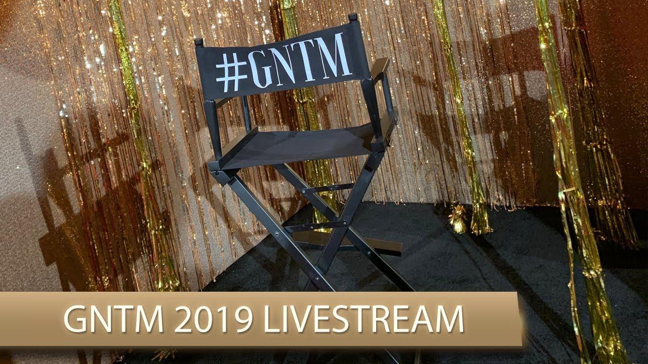 gntm livestream 2019