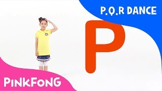 P.Q.R Dance | ABC Dance | Pinkfong Songs for Children