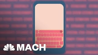 Predictive Texting: How Your Phone's Keyboard Figures Out What You Might Type Next | Mach | NBC News