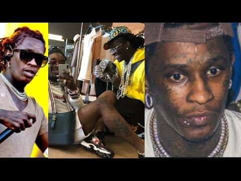 Young Thug Warns Rappers Who Calling Him G*y! He responds