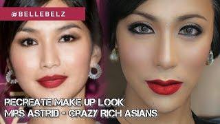 TUTORIAL MAKE UP CRAZY RICH ASIANS - Gemma Chan