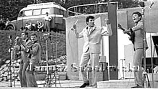 MICHAJ BURANO, NIEBIESKO CZARNI - NIE OPUSZCZAJ MNIE (Rok1964)