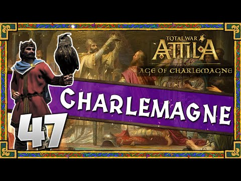 FALL OF VENICE! Total War: Attila - Age of Charlemagne - Holy Roman Empire Campaign #47