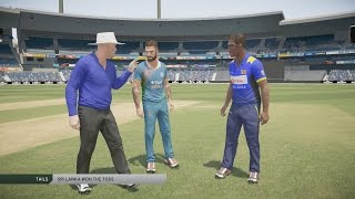 Don Bradman Cricket 17 PC 60FPS Gameplay | 1080p