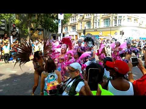 London School of Samba - Notting Hill Carnival 2017