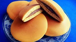 Món Ăn Ngon - BÁNH RÁN ĐÔ RÊ MON, Bánh Dorayaki