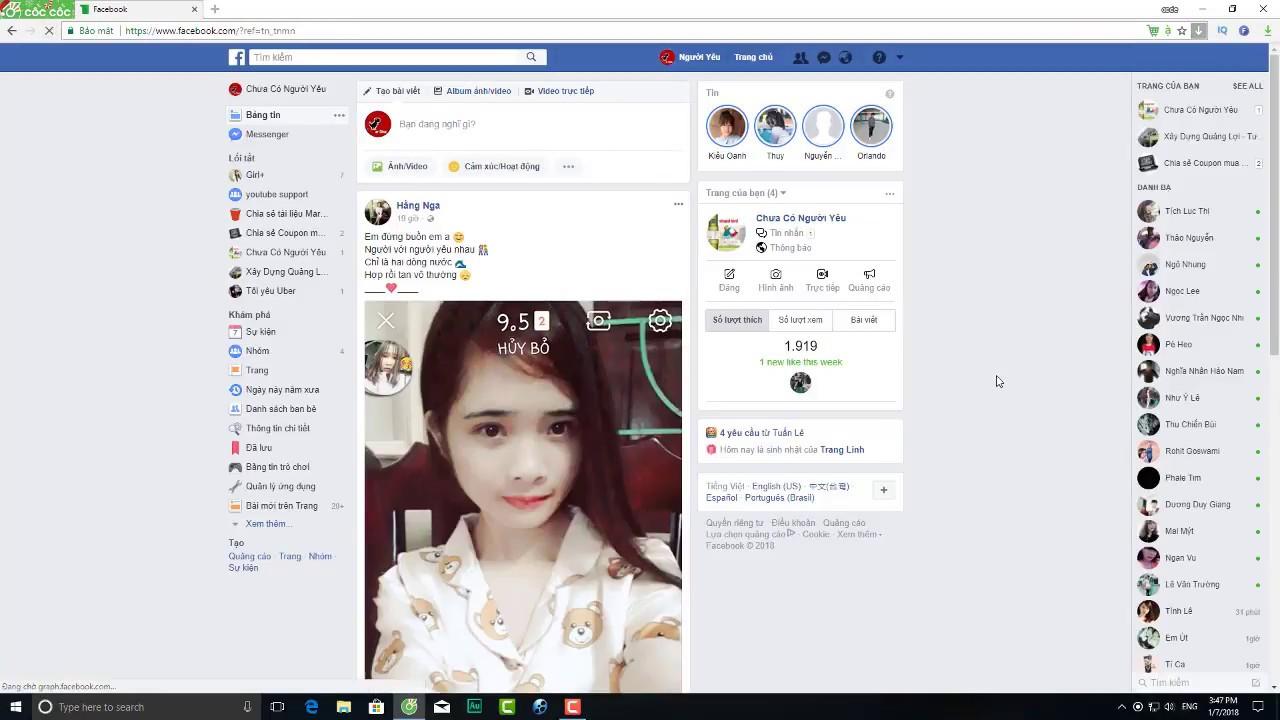 Chặn quảng cáo trên facebook đơn giản 2018