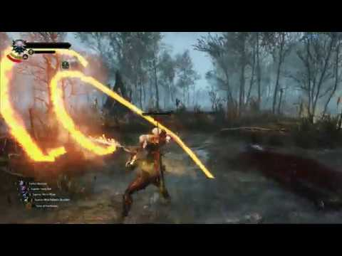 The Witcher 3 | Brutal Mods | PARTICLE INSANITY