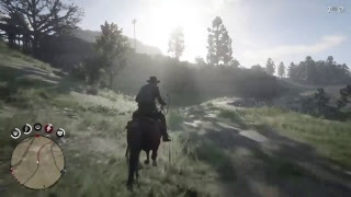 Red Dead Redemption 2 Online Beta Game Play