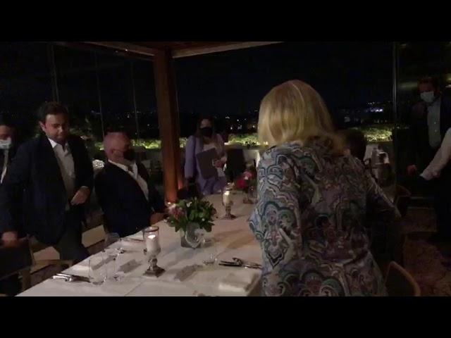 Momenti i takimit të Ramës me kryeministrin grek, Kyriakos Mitsotakis