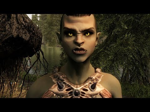 Repeat Skyrim Xbox One Mods Eitra The Orc Follower by