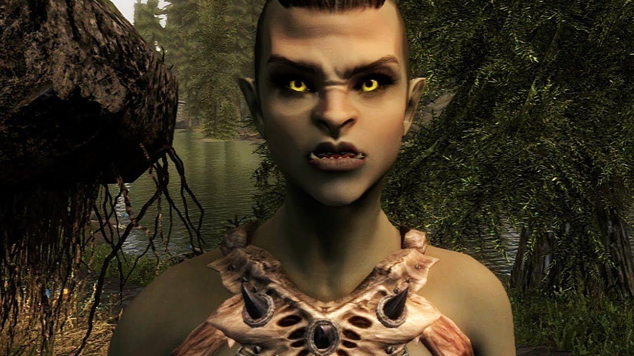 Beautiful female Orc – Part 7: Skyrim Xbox One
