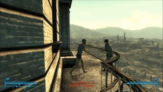 Fallout 3 funny moments, fights, glitches and more! #3
