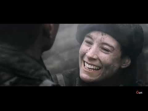 WW2   Battle of Leningrad    Soviet brave Ura charge