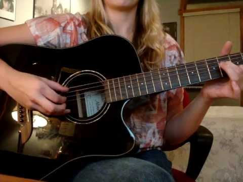 Sweet Disposition Ellie Goulding (The Temper Trap) Guitar Cover
